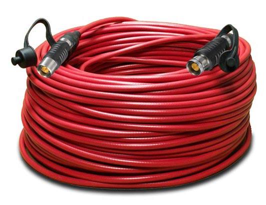 Триаксиальные кабели камерных каналов