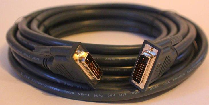 Кабель DVI-D Dual link