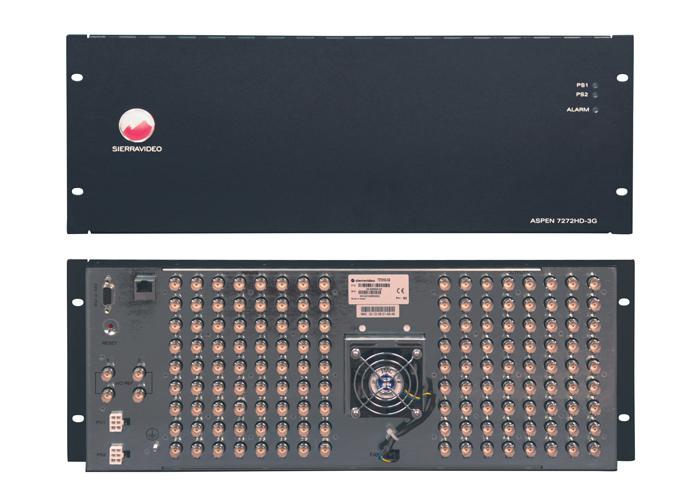 Sierra Aspen 7272HD-3G