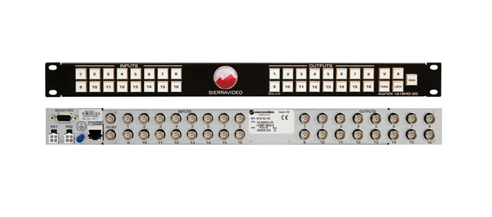 Sierra Aspen 1616HD-3G