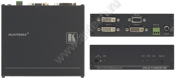 Kramer VS-21HDCP-IR